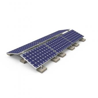 ballasted solar racking systems manufacturer