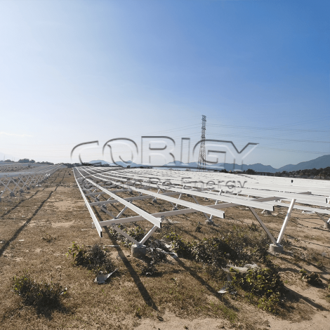 ground mounted pv systems manufacturer