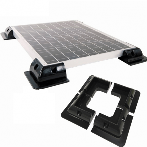 Solar Plastics Racking Mount supplier