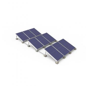 solar panel flat roof mounting system manufacturer
